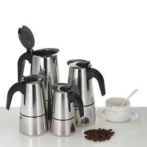 Image Is Loading Strove Pot Espresso Cuban Moka Coffee Maker Cafetera