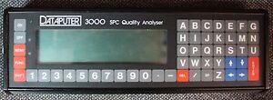 Dataputer-3000-SPC-quality-analyser-engineering-metrology