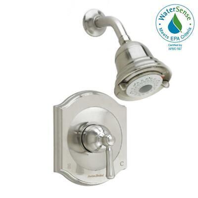 American Standard Shower Faucet Trim Kit Brushed Nickel No Valve