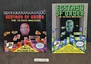 Ecstasy Of Order The Tetris Masters Original Soundtrack Album