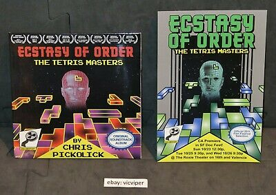 Ecstasy Of Order The Tetris Masters Original Soundtrack Album