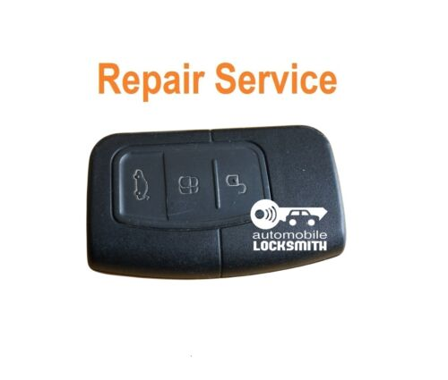 Ford Focus Mondeo Galaxy Kuga S-Max 3 Button Smart Keyless Entry Remote Repair