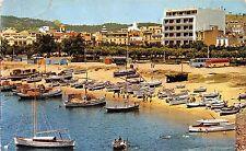 BG11959 costa brava san feliu de guixols barcos en la playa boat   spain