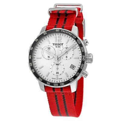 Tissot Quickster Chicago Bulls NBA Special Edition Men's Watch T0954171703704