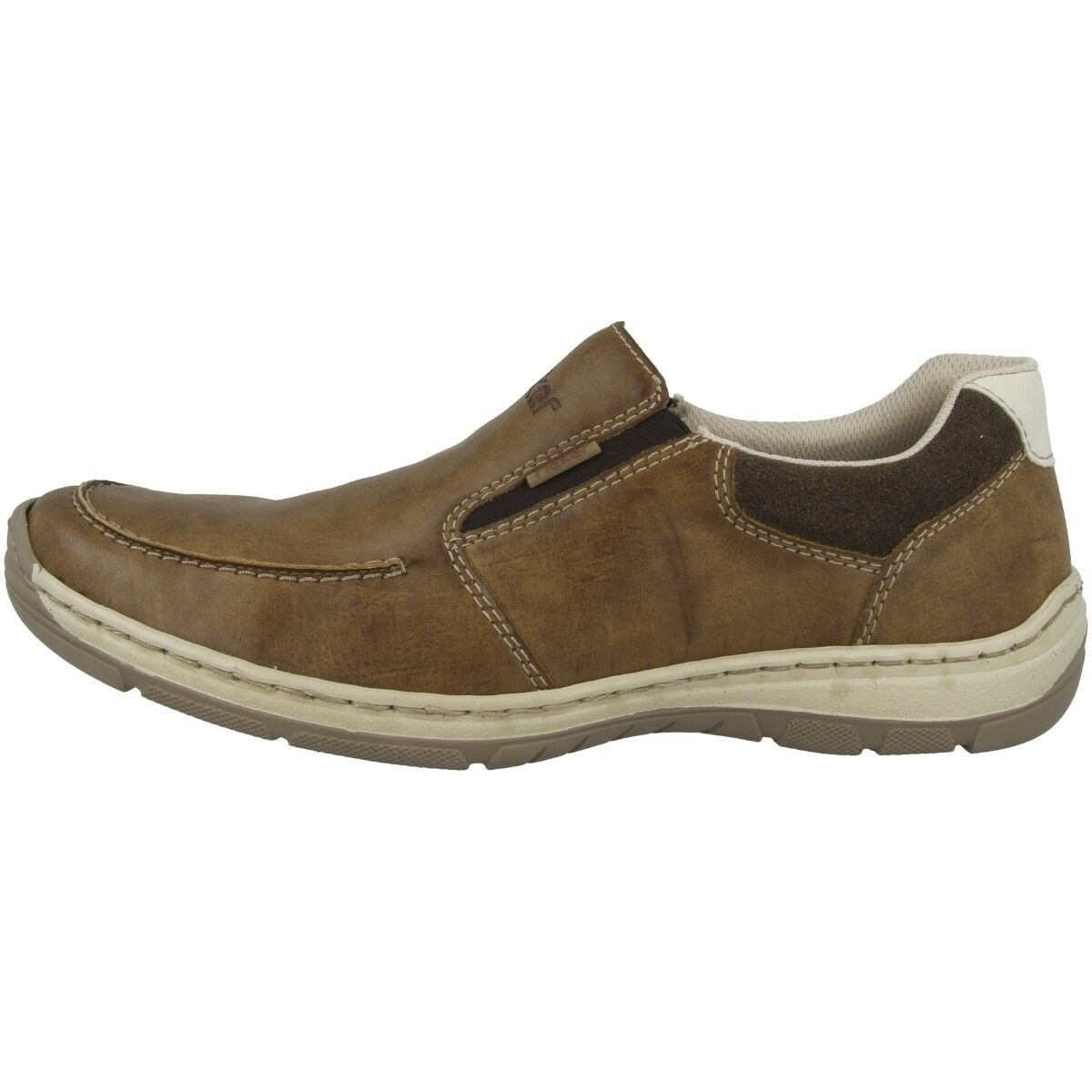 Rieker Elmira-virage-Preston zapatos caballero semi zapato anti estrés Slipper 15260-24