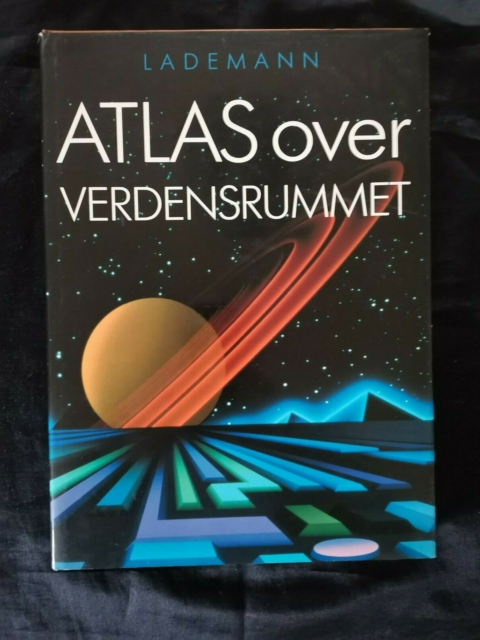Atlas over verdensrummet, Lademann, emne: astrologi,…
