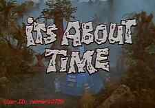 ITS ABOUT TIME COMPLETE 1967 TV SERIES AWESOME 9.5 HD BY FAR THE BEST QUALITY