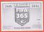 miniature 2 - 4 X Cristiano Ronaldo + Costa Sticker Panini Fifa 365 2020 2021 #244 Invest