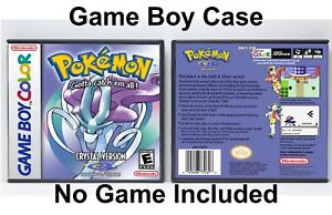 pokemon crystal gbc