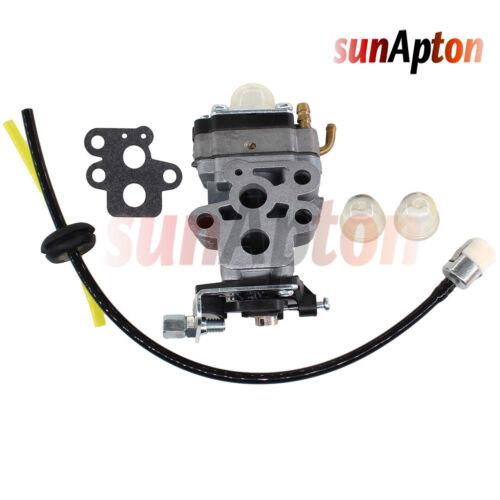 Carburateur pour Husqvarna 426LST 426EX Trimmer # 575406801 Conduite Carburant Primer Ampoule