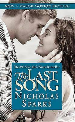 1 of 1 - The Last Song by Nicholas Sparks (Paperback / softback)