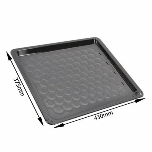 TEKA Oven Cooker Vitreous Enamel Baking Tray Tin EK6053HK 430mm x 375mm x 20mm