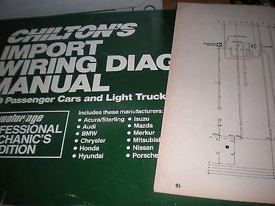 1989 merkur scorpio wiring diagrams schematics manual. Black Bedroom Furniture Sets. Home Design Ideas