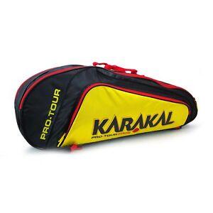 Tennis Squash Badminton BLACK Karakal PU Replacement Grip