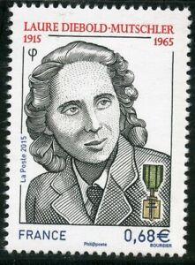 Stamp / Timbre France N° 4985 ** Laure Diebold Mutschler Prix De Rue