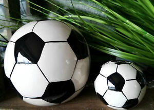 Fussball Fussball Fan Rund Ball Geldgeschenk Spardose Wm Em Fanshop