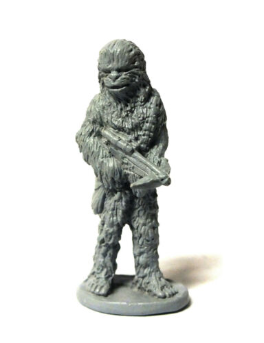 25mm West End Game Chewbacca Heroes of the rebellion Star Wars SW4