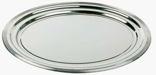 oval 46x34cm Partyplatte Buffetplatte CLASSIC preiswert Buffettablett
