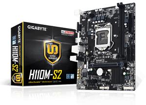 Gigabyte-h110m-s2-mATX-Placa-base-Intel-Conector-1151-CPU