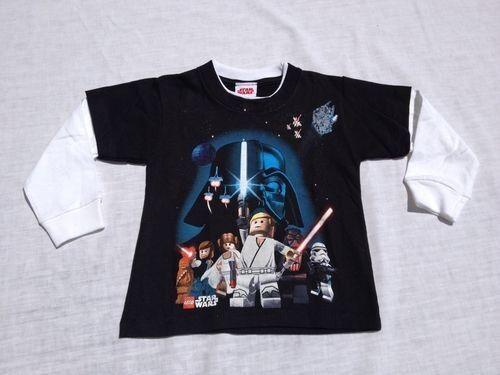 Star Wars T-Shirt Tee shirt White Trooper Lego new w tags