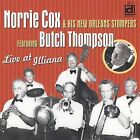 Live at the Illiana by Norrie Cox/New Orleans Stompers (CD, Aug-2002, Delmark (Label))