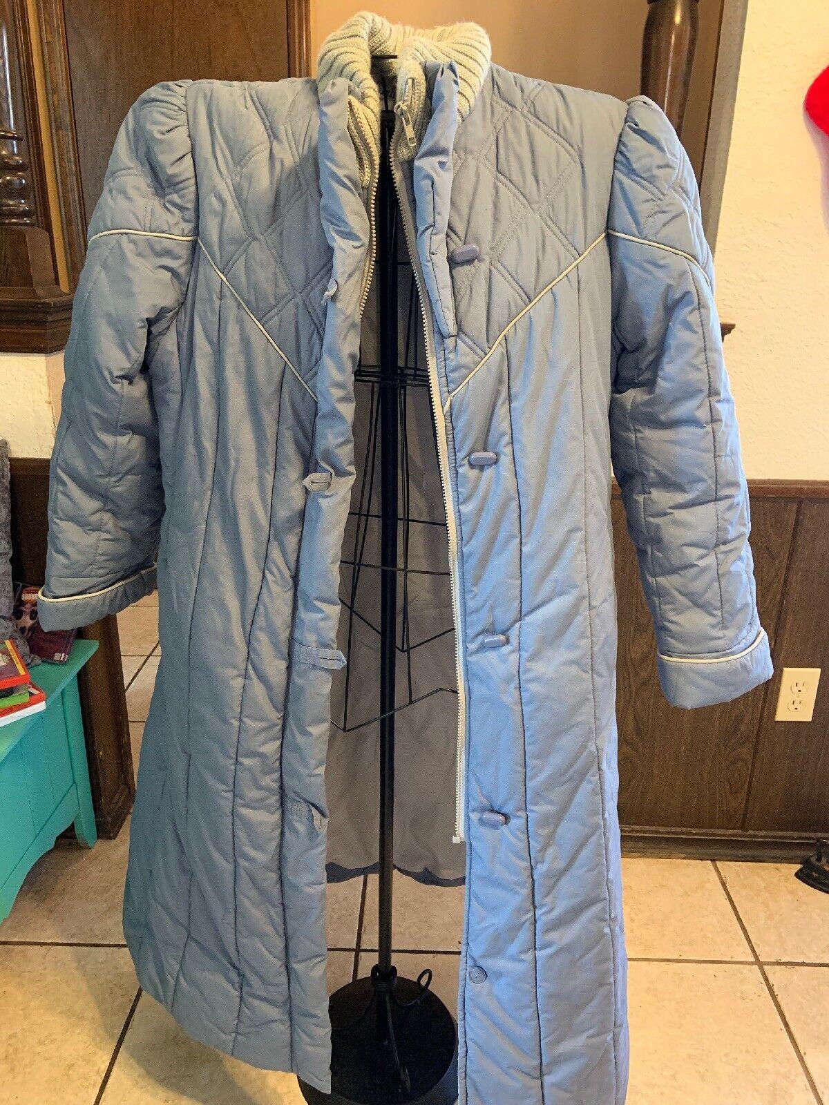 Saxton Hall Puffer Coat XL
