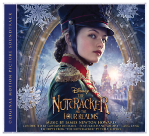 cd O.S.T. COLONNA SONORA  The Nutcracker And The Four Realms Bocelli, Lang Lang