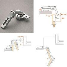 Cerniera Salice per doppio snodo - mobili angolo 70° -non include base fissaggio