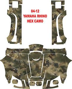 Yamaha Rhino Wrap