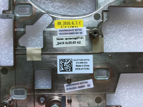 New For Dell Inspiron 14-5000 series Bottom Base Cover Case YTCR4 0YTCR4