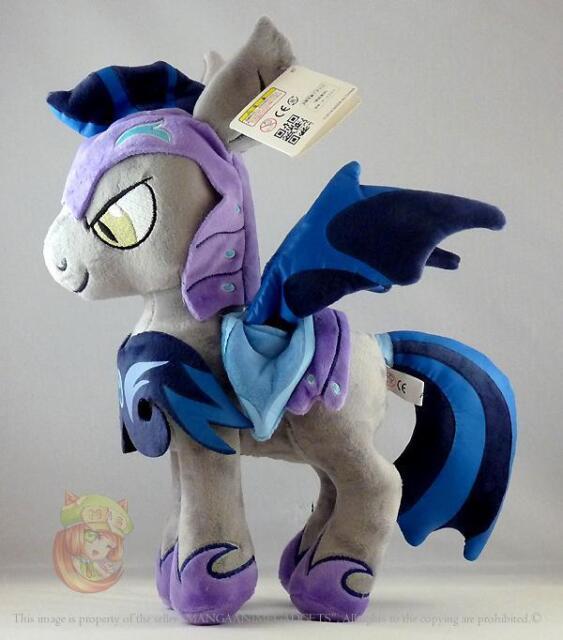 "Lunar Guard plush doll 12""/30 cm My Little Pony Luna's Guard plush UK Stock"