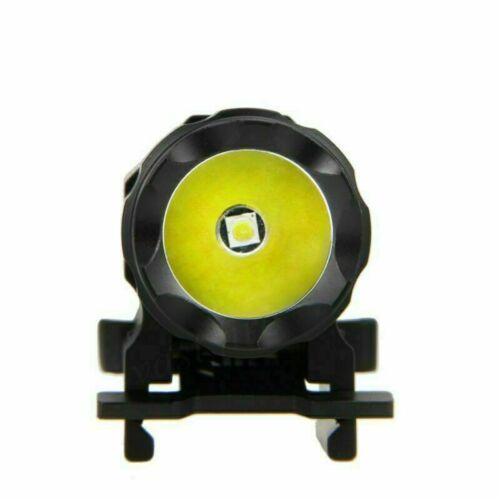 LED Tactical Rifle Gun Light Taschenlampe 2-Mode 2000LM Pistolenlampe