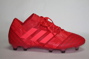 5b992a6f4896 Adidas Nemeziz 17.1 - CP8933 - Red Retail:$225.00 HOT SALE: $158.00 ...