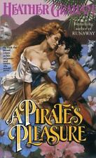 The North American Woman Trilogy: A Pirate's Pleasure by Heather Graham (1989, Paperback)