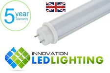 LED T8 Tube Light 15W 4ft 1200mm Fluorescent Replacement - Cool White - Frosted