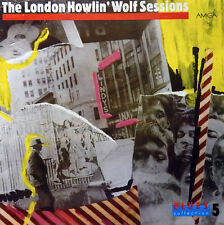 The London Howlin' Wolf Session. Blues-Collection 5. AMIGA/ DDR. NM/ EX-NM