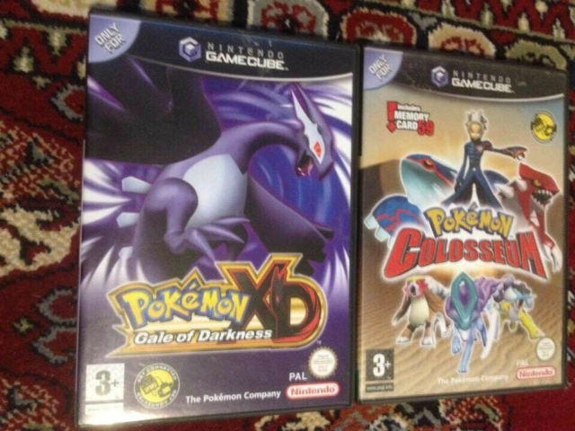 Pokemon XD Gale of Darkness, Gamecube, rollespil, Pokemon…