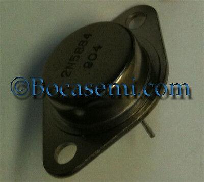 2N5884 Transistor pnp 80V 25A 200W TO3