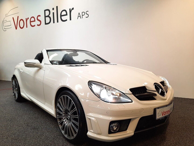 Mercedes SLK55 5,4 AMG aut. 2d - 3.595 kr.