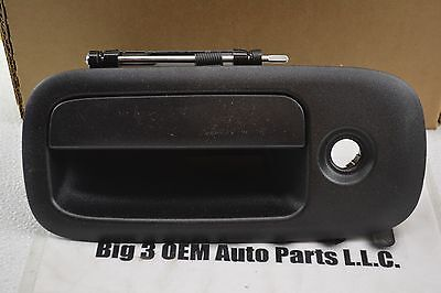 Chevrolet Cadillac GMC Front RH Passenger Side Outside Door PTM Handle new OEM