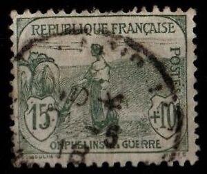 ORPHELINS-de-la-Serie-1-Oblitere-Cote-35-Lot-Timbre-France-150