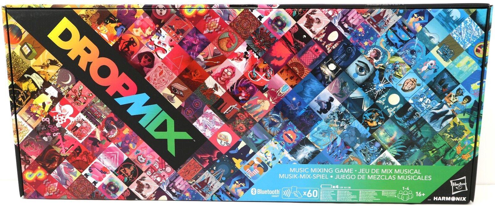 Hasbro dropmix musique Mélange vidéo système système système de jeu iOS Android Bluetooth 1-4 Lecteur 365089