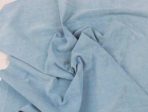 Poudre de daim bleu veau calfsuede avec velours nap barkers leathercraft H378