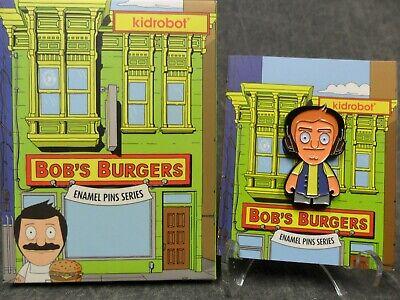 kidrobot Bob/'s Burgers Figure Blind Box Jimmy Pesto New