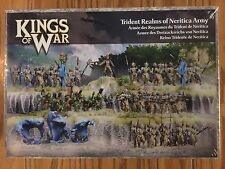 Kings Of War, 2nd Edition: Trident Realm of Neritica Army