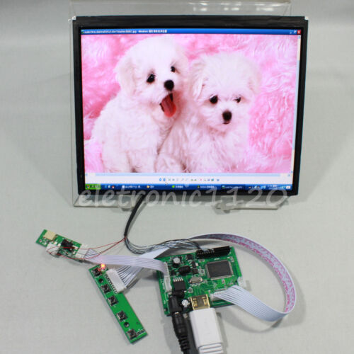 9 7 LCD Controller Board with HDMI 9 7Inch LP097X02 IPAD2