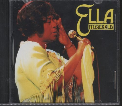 1 of 1 - Ella Fitzgerald cd as picture (postage free)