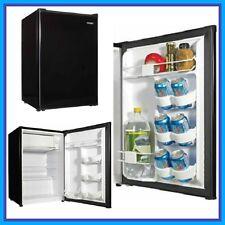 Mini Small Refrigerator Black Compact Fridge Freezer Dorm Cooler  2.7 cu. ft.