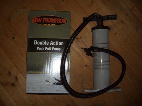 Bekleidung Air Pump für Belly Boat Original Ron Thompson Max-Float,Angelboot