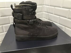Details about Nike Air Force 1 SF Special Field Velvet Brown AF1 Boot SZ 12 864024 203